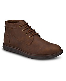 Men's Round Toe Fashion Chukka Boots