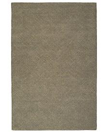 Kaleen Textura TXT06-75 Gray 2' x 3' Area Rug