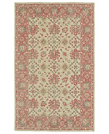 "Weathered WTR06-36 Watermelon 5' x 7'6"" Area Rug"
