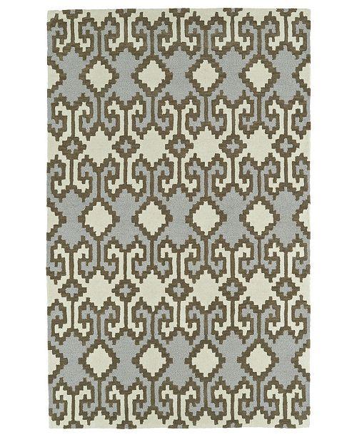 Kaleen Lakota LKT05-01 Ivory 8' x 10' Area Rug