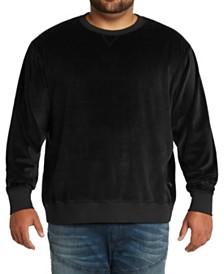 MVP Collections Velour Sweatshirt