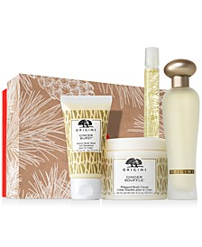 4-Pc. Ginger Joy Bath & Body Must-Haves Set, Created For Macy's