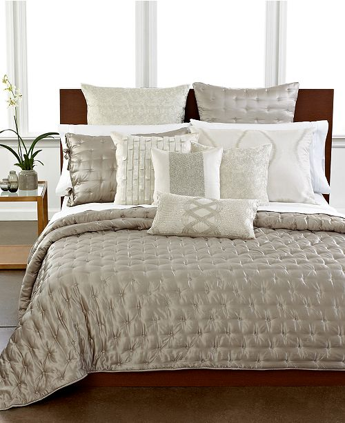 Hotel Collection Closeout Finest Luster Bedding
