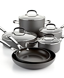 Simply Nonstick 10-Pc. Cookware Set