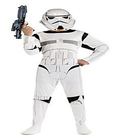 BuySeason Men's Star Wars Rebels - Stormtrooper Costume