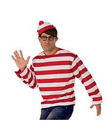 BuySeason Men's Where's Waldo Hat
