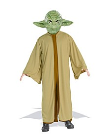 BuySeason Men's Star Wars Yoda Deluxe Costume