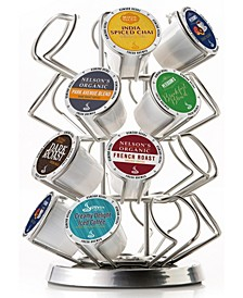 Steel Carousel for Keurig Coffee K-Cups