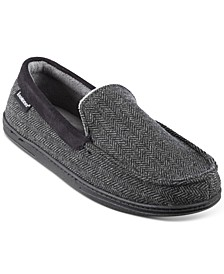 Men's Logan Herringbone Slippers