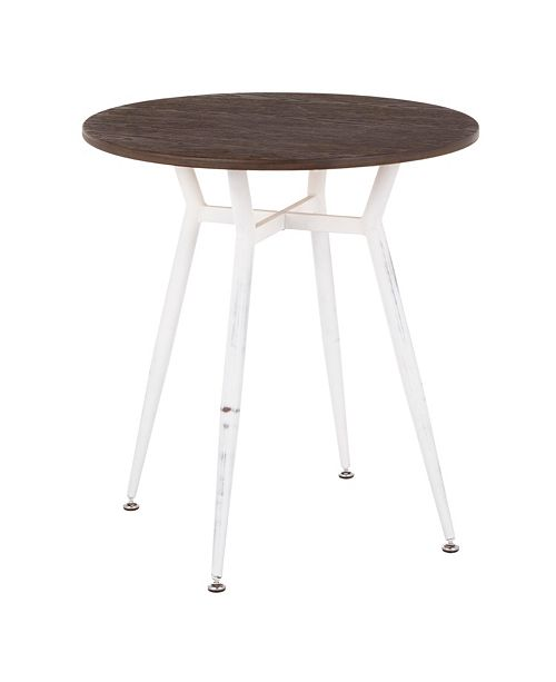 Lumisource Clara Dining Table, Quick Ship