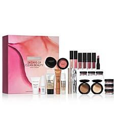 24-Pc. 24 Days Of Clean Beauty Advent Calendar Set