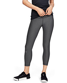 Under Armour Women's High-Rise Compression Leggings