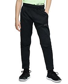 Nike Big Boys Dri-FIT Therma Fleece Training Pants