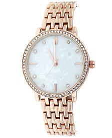 Women's Rose Gold Bracelet Watch 36mm