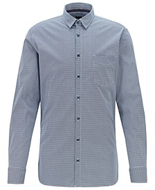 BOSS Men's Magneton Slim-Fit Shirt