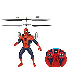 Licensed Ultimate Spider-Man Vs The Sinister 6 Jetpack 2CH IR RC Helicopter