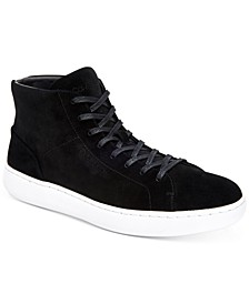 Men's Frey High-Top Suede Fashion Sneakers