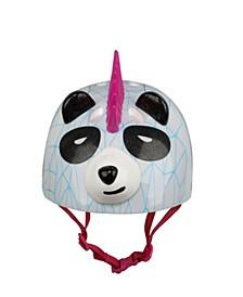 CredHedz Panda Helmet