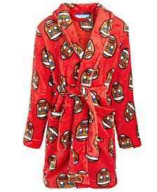 Little & Big Boys Fleece Fortnight Holiday Robe