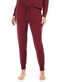 Cozy Knit Jogger Pajama Pants, Created For Macy's