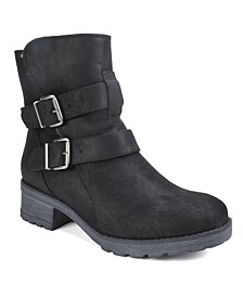 Chastity Regular Ankle Booties