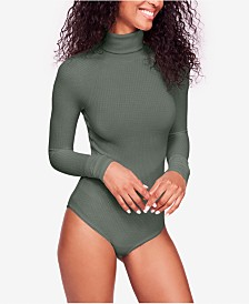 Free People All You Want Turtleneck Bodysuit