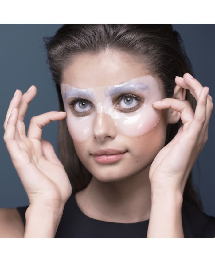 Lancôme Advanced Génifique Yeux Light-Pearl Hydrogel Melting 360° Eye Mask, 4-Pk. & Reviews - Skin Care - Beauty - Macy's