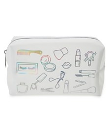 Tri-Coastal Design Toiletries All Over Print Cosmetic Bag