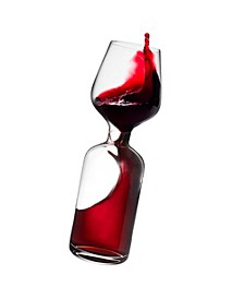 Glass In A Bottle Wine Goblet