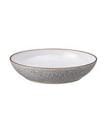 Studio Craft Grey/White Pasta Bowl