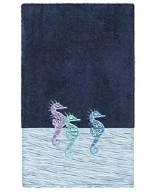 100% Turkish Cotton Sofia Embellished Bath Towel