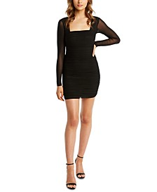 Tasha Mesh Dress