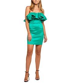 Lulu Ruffled Mini Dress