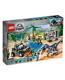 LEGO® Baryonyx Face-Off: The Treasure Hunt 75935