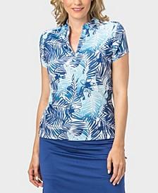Tropic Short Sleeve Polo Plus