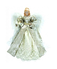 "16"" Elegance Angel Tree Topper"