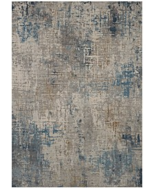Tryst Marseille Blue 2'6 x 8' Runner Area Rug