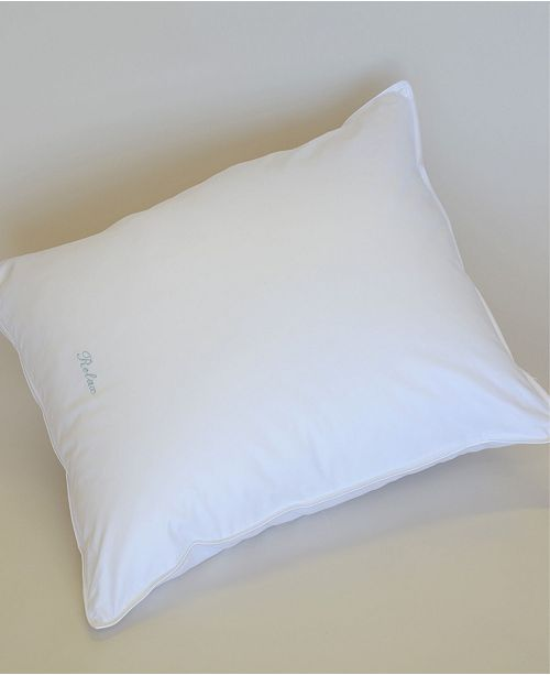 The Pillow Bar Down Alternative Queen Back Sleeper Pillow