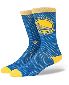 Golden State Warriors Arena Jersey Pack Crew Socks