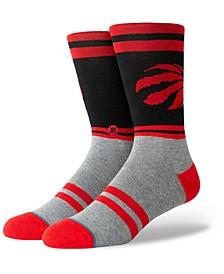 Toronto Raptors City Gym Crew Socks