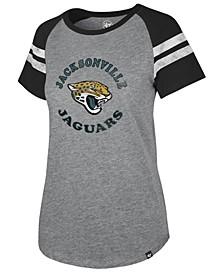 Women's Jacksonville Jaguars Flyout Raglan T-Shirt