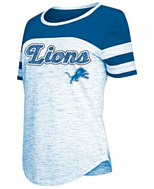 Women's Detroit Lions Space Dye T-Shirt