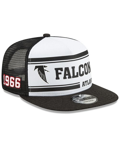 New Era Atlanta Falcons On-Field Sideline Home 9FIFTY Cap