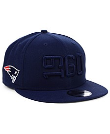 New England Patriots On-Field Alt Collection 9FIFTY Snapback Cap