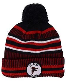 New Era Atlanta Falcons Home Sport Knit Hat