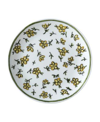 "Heritage Daisy Chain 8"" Salad Plate"