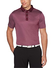 Men's Driflux Jacquard Golf Polo
