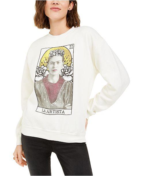 True Vintage Frida Graphic Sweatshirt