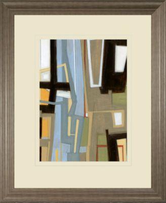 "High Expectations Il by Norman Wyatt Jr. Framed Print Wall Art - 34"" x 40"""