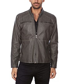 Men's Washed Jacket